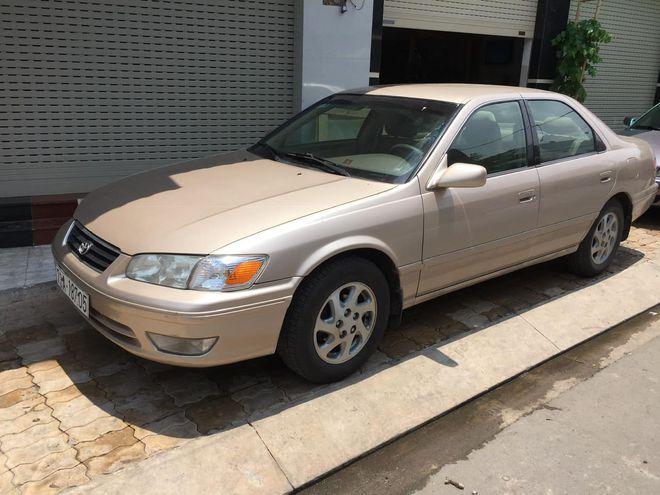 Toyota Camry Nhap Tu My 20 Nam Tuoi Tai Viet Nam 3