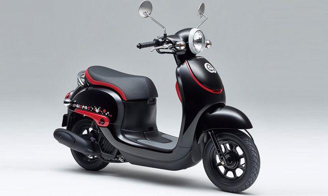 Xe Tay Ga 50 Phan Khoi Honda Giorno Gia 1 900 Usd Canh Tranh Yamaha Vino 2