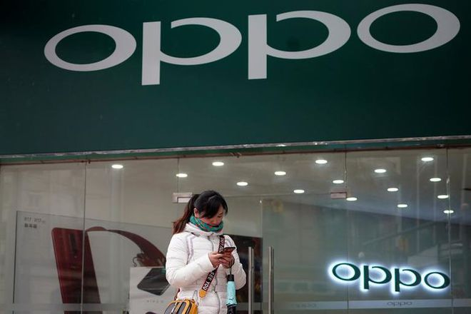 Oppo Tro Thanh Nha San Xuat Smartphone Lon Nhat Trung Quoc 1