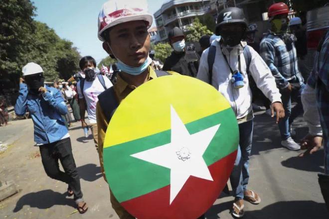 Youtube Xoa Cac Kenh Truyen Hinh Cua Quan Doi Myanmar 1