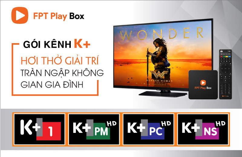 FPT Play Box 2020 - Truyền hình thông minh, hiện đại