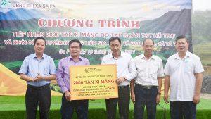 Tt Group Trao Tang Sa Pa 2 000 Tan Xi Mang Tri Gia Hon 3 Ti Dong 2 1
