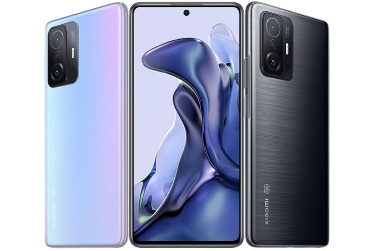 Xiaomi Ra Mat Smartphone Cao Cap 11t Series 5g Ho Tro Sac Nhanh 120w 3